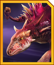 Jurassic World Alive Amargocephalus