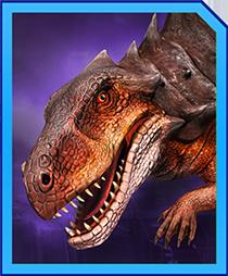Jurassic World Alive Ankylocodon