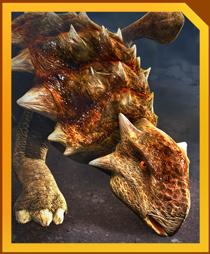 Jurassic World Alive Ankylosaurus