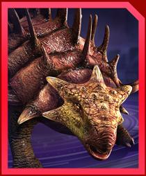 Jurassic World Alive Ankyntrosaurus