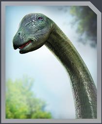 Jurassic World Alive Apatosaurus