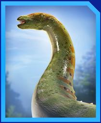 Jurassic World Alive Argentinosaurus
