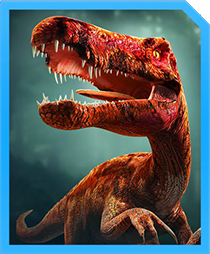 Jurassic World Alive Baryonyx Gen2