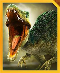 Jurassic World Alive Baryonyx