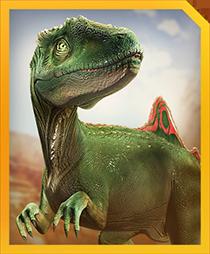 Jurassic World Alive Concavenator