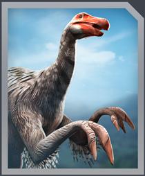 Jurassic World Alive Deinocheirus