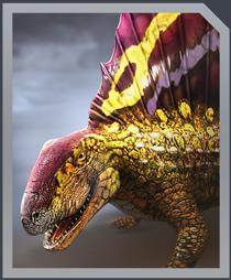 Jurassic World Alive Dimetrodon Gen2