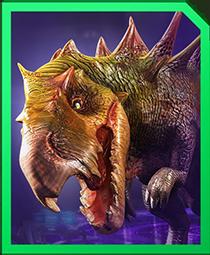 Jurassic World Alive Diorajasaur