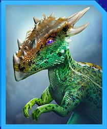 Jurassic World Alive Dracorex