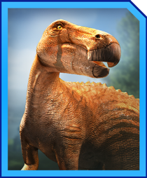 Jurassic World Alive Edmontosaurus