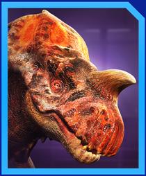 Jurassic World Alive Einiasuchus