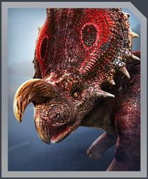 Jurassic World Alive Einiosaurus