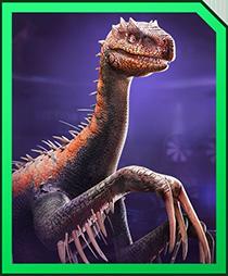 Jurassic World Alive Erlidominus