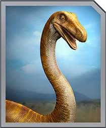 Jurassic World Alive Gallimimus
