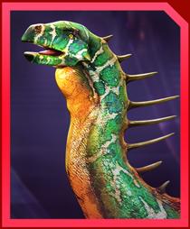 Jurassic World Alive Gigaspikasaur