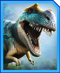 Jurassic World Alive Gorgosaurus