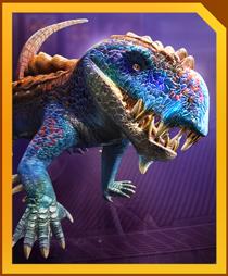 Jurassic World Alive Gorgosuchus