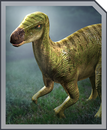 Jurassic World Alive Iguanodon