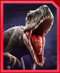 Jurassic World Alive Indominus Rex
