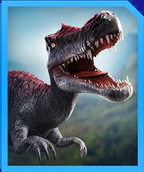 Jurassic World Alive Irritator