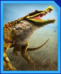 Jurassic World Alive Kaprosuchus
