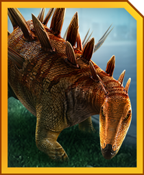 Jurassic World Alive Kentrosaurus