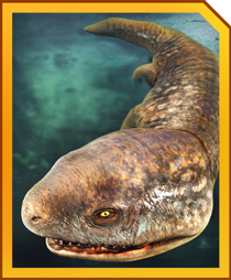 Jurassic World Alive Koolasuchus