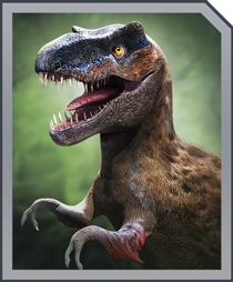 Jurassic World Alive Lythronax