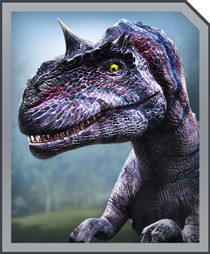 Jurassic World Alive Majungasaurus
