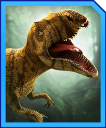 Jurassic World Alive Megalosaurus