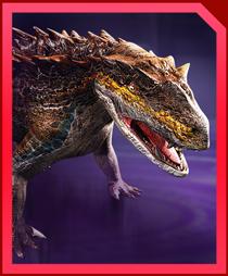 Jurassic World Alive Megalosuchus