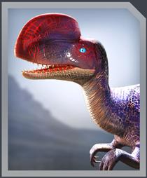 Jurassic World Alive Monolophosaurus Gen2