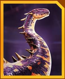 Jurassic World Alive Nodopatosaurus