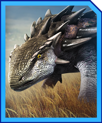 Jurassic World Alive Nodosaurus