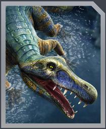 Jurassic World Alive Nundasuchus