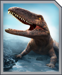 Jurassic World Alive Ophiacodon