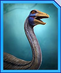 Jurassic World Alive Ornithomimus