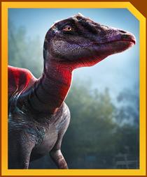 Jurassic World Alive Ouranosaurus
