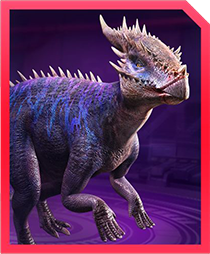 Jurassic World Alive Paramoloch