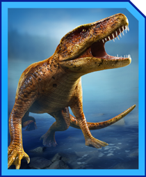 Jurassic World Alive Postosuchus