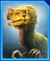 Jurassic World Alive Proceratosaurus