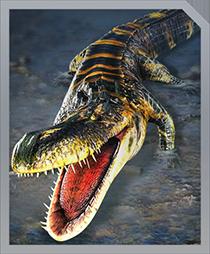 Jurassic World Alive Purussaurus Gen2