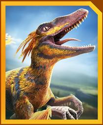 Jurassic World Alive Pyroraptor