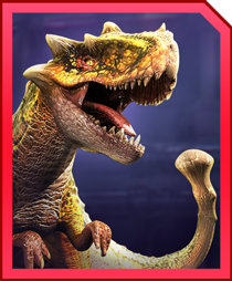 Jurassic World Alive Rajakylosaurus