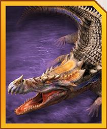 Jurassic World Alive Sarcorixis