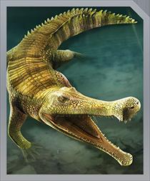 Jurassic World Alive Sarcosuchus
