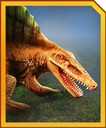 Jurassic World Alive Secodontosaurus