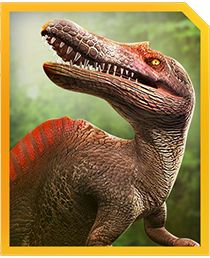 Jurassic World Alive Spinosaurus Gen2