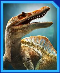 Jurassic World Alive Spinosaurus