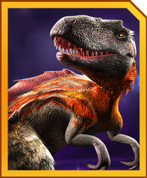 Jurassic World Alive Spinotahraptor